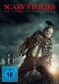 André Øvredal: Scary Stories to tell in the Dark, DVD