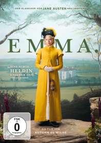Autumn de Wilde: Emma. (2019), DVD