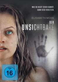 Leigh Whannell: Der Unsichtbare (2020), DVD