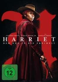 Kasi Lemmons: Harriet, DVD