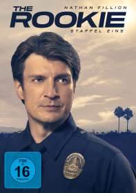 The Rookie Staffel 1, DVD