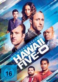 Hawaii Five-O (2011) Season 9, DVD