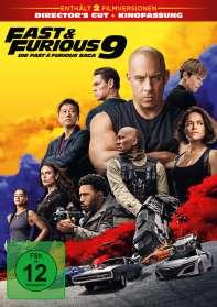 Justin Lin: Fast & Furious 9 - Die Fast & Furious Saga, DVD