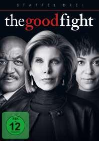 The Good Fight Staffel 3, DVD