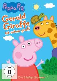 Peppa Pig Vol. 15: Gerald Giraffe ist schon gross, DVD