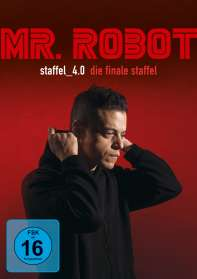 Mr. Robot Staffel 4 (finale Staffel), DVD