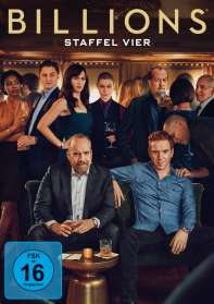 Billions Staffel 4, DVD