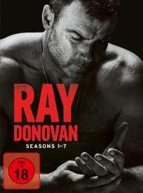 Ray Donovan (Komplette Serie), DVD