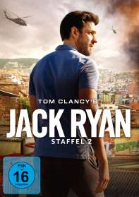 Jack Ryan Staffel 2, DVD