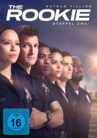 The Rookie Staffel 2, DVD