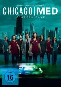 Chicago Med Staffel 5, DVD