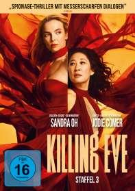 Killing Eve Staffel 3, DVD