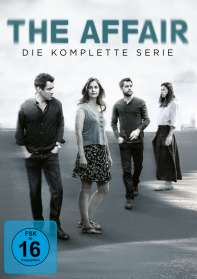 The Affair (Komplette Serie), DVD