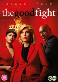 The Good Fight Season 4 (UK Import), DVD