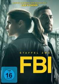 FBI Staffel 2, DVD
