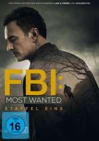 FBI: Most Wanted Staffel 1, DVD