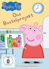 Peppa Pig Vol. 17: Das Bastelprojekt, DVD