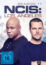 Navy CIS: Los Angeles Staffel 11, DVD