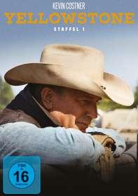Taylor Sheridan: Yellowstone Staffel 1, DVD
