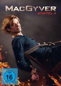 MacGyver Staffel 4, DVD