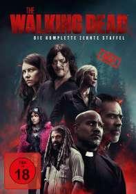 The Walking Dead Staffel 10, DVD