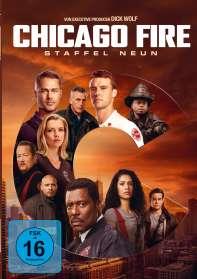 Chicago Fire Staffel 9, DVD