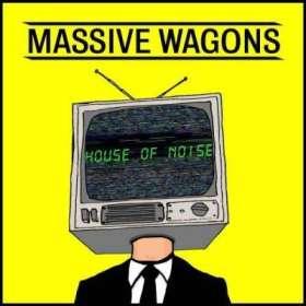 Massive Wagons: House Of Noise, CD