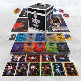 Yes: Union 30 Live (Super Deluxe Flight Case) (30 Year Anniversary), CD