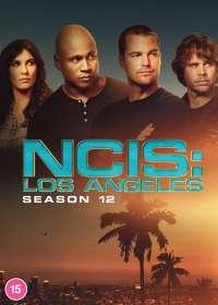 Navy CIS: Los Angeles Season 12 (UK Import), DVD