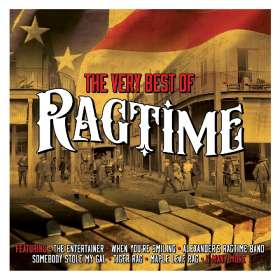 Very Best Of Ragtime, CD