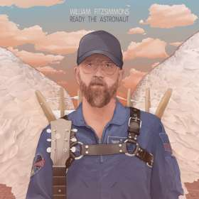 William Fitzsimmons: Ready The Astronaut, CD