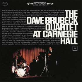Dave Brubeck (1920-2012): At Carnegie Hall 1963, CD