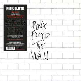 Pink Floyd: The Wall (remastered) (180g), LP