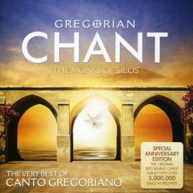 Gregorian Chant - The Very Best of Canto Gregoriano, CD
