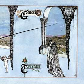 Genesis: Trespass (remastered), CD