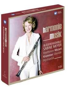 Bläserensemble Sabine Meyer - Harmoniemusik, CD