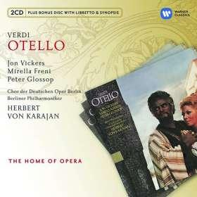 Giuseppe Verdi (1813-1901): Otello, CD