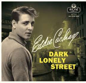 Eddie Cochran: Dark Lonely Street - Commemorative Album (Limited Edition) (10inch & CD), 10I