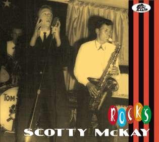 Scotty McKay: Scotty McKay Rocks, CD