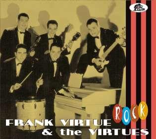 Frank Virtue: Rock, CD
