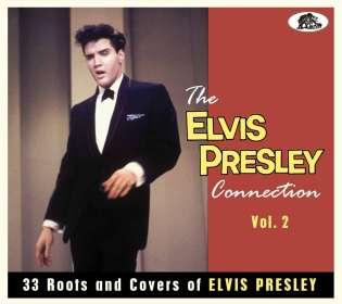 The Elvis Presley Connection Vol.2, CD