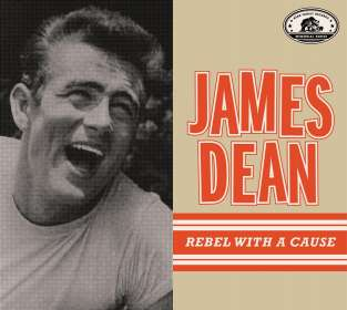 Memorial Series - James Dean: Rebel With A Cause, CD