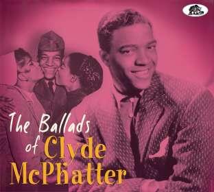 Clyde McPhatter: The Ballads Of Clyde McPhatter, CD