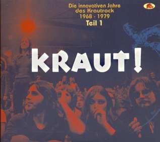 KRAUT! - Die innovativen Jahre des Krautrock 1968 - 1979 - Teil 1, CD