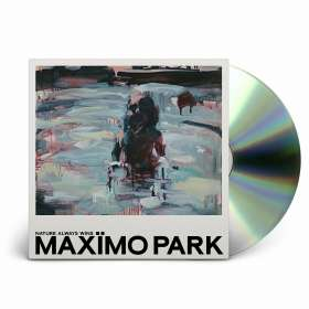 Maxïmo Park: Nature Always Wins (Limited Edition), CD