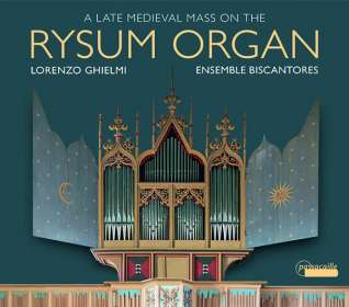 A Late Medieval Mass on the Rysum Organ, CD