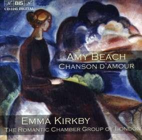 Amy Beach (1867-1944): Lieder, CD