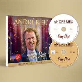 André Rieu: Happy Days (Deluxe Edition), CD