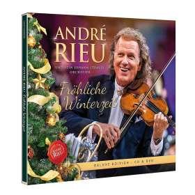 André Rieu: Fröhliche Winterzeit (Deluxe Edition), CD