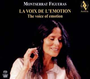 Montserrat Figueras - La Voix de l'Emotion Vol.1, SACD